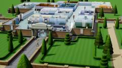 Two Point Hospital : Mettez-vous au vert
