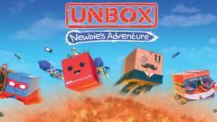 Unbox Newbie's Adventure : Jouez un carton sur console