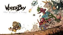 Wonder Boy The Dragon's Trap : La remasterisation ajoute un personnage féminin