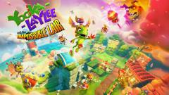 Yooka Laylee and the Impossible Lair : Passage en deux dimensions
