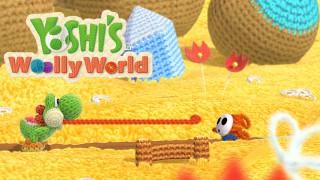 Yoshi's Woolly World : Une vidéo pour le lancement