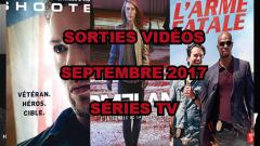 Les sorties DVD/Blu-Ray du mois de septembre 2017 - Séries TV